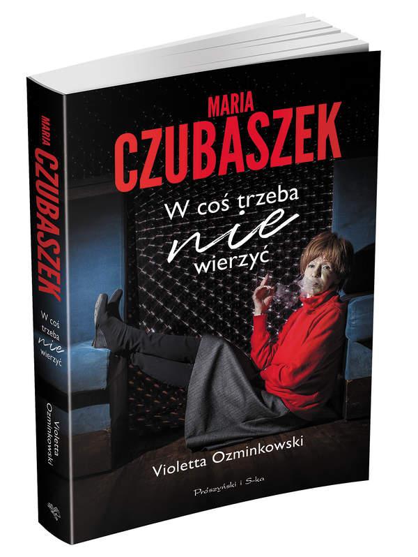 """Nowa biografia """"Maria Czubaszek. W coś trzeba nie wierzyć"""""""
