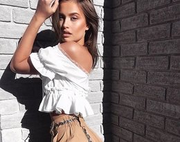 Nowa dziewczyna Brooklyna Beckhama, LEXI WOOD