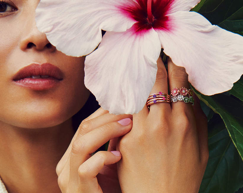 Nowa kolekcja biżuterii Pandora Garden