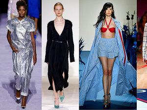 Nowojorski tydzień mody, wiosna-lato 2018