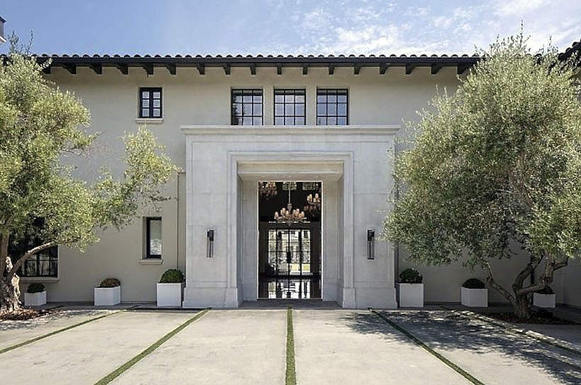 Nowy dom J.Lo i Bena Afflecka