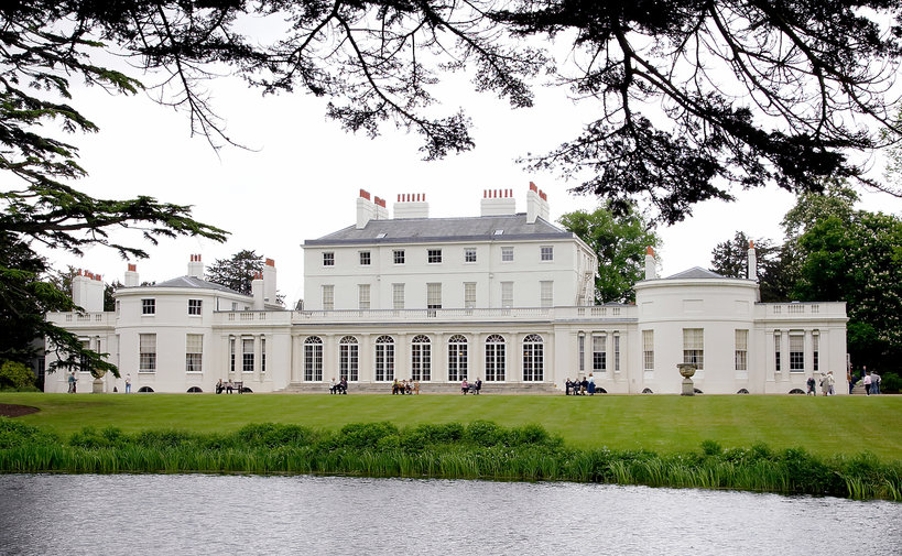 nowy dom Meghan i Harry, Frogmore House