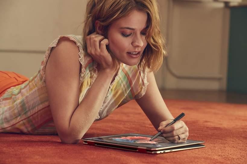Nowy notebook HP Spectre x360 14