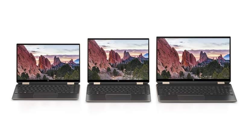 Nowy notebook HP Spectre x360 14 - wyższy niż modele 13 i 15