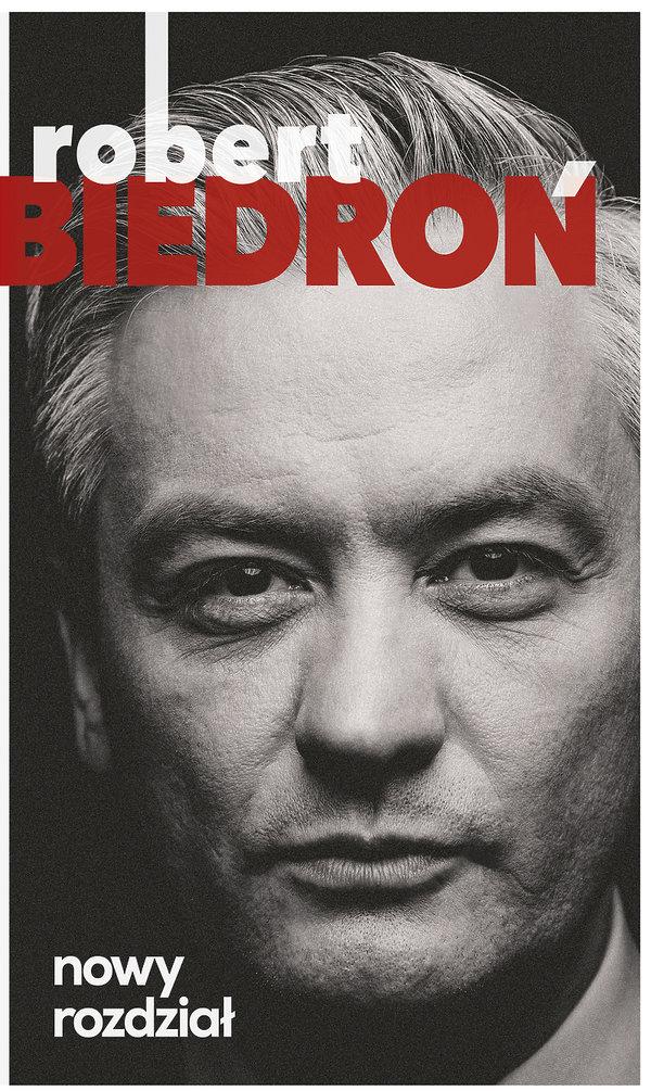 Nowy rozdział, książka, Robert Biedroń