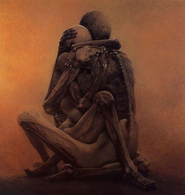 Obraz bez tytułu, 1984