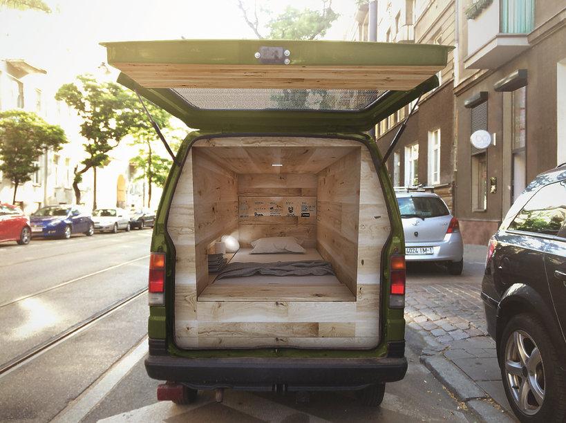 Offline Van