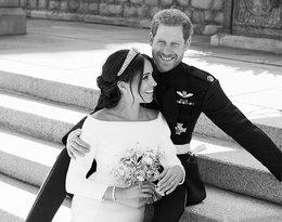 Oficjalne zdjęcia ślubne Meghan Markle i księcia Harry'ego, książę Harry