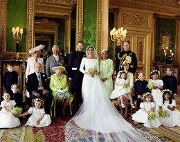 Już są! Zobacz oficjalne zdjęcia ślubne Meghan Markle i księcia Harry'ego!