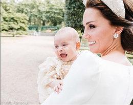 Oficjalne zdjęcia z chrztu księcia Louisa