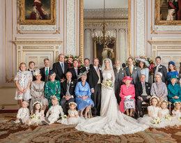 Oficjalne zdjęcia ze ślubu Lady Gabrielli Windsor, portrety ślubne w rodzinie królewskiej, Gabriella Windsor