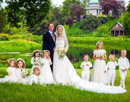 Zobacz oficjalne zdjęcia ze ślubu Gabrielli Windsor!