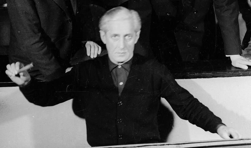 Ojciec Agnieszki Osieckiej, Wiktor Osiecki