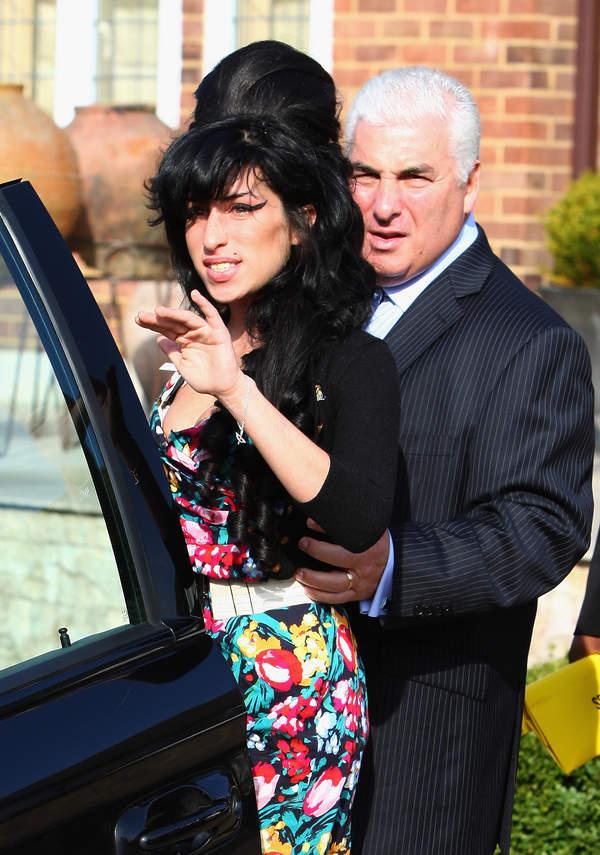 Ojciec Amy Winehouse doprowadził do jej śmierci?