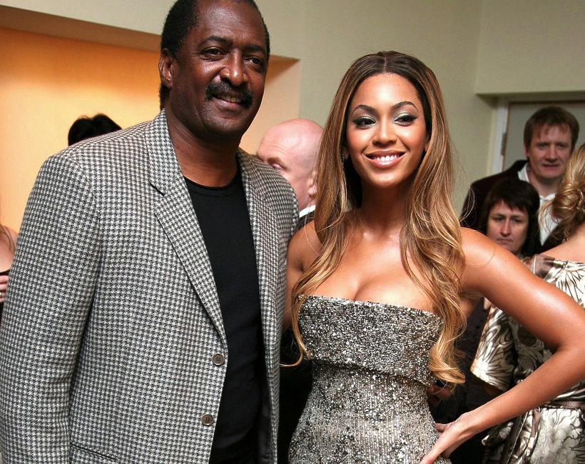 Ojciec Beyonce, Beyonce, Mathew Knowles