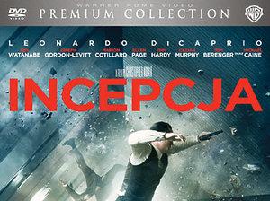 okładka filmu Incepcja. Galapagos Films
