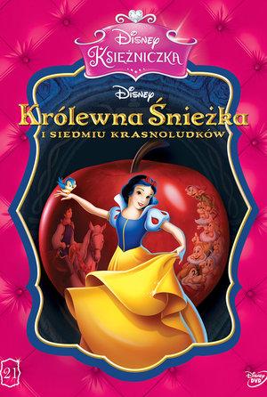 okładka filmu Królewna Śnieżka i siedmiu krasnoludków. Galapagos Films