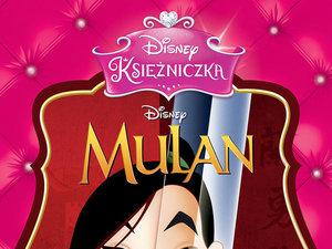okładka filmu Mulan. Galapagos Films