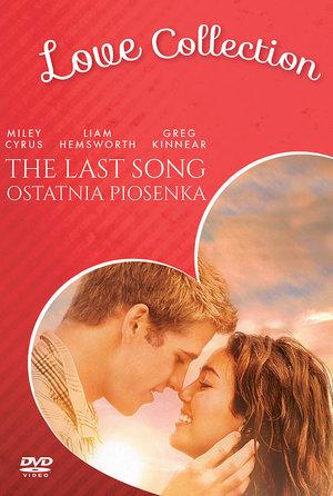 okładka filmu Ostatnia piosenka. Galapagos Films