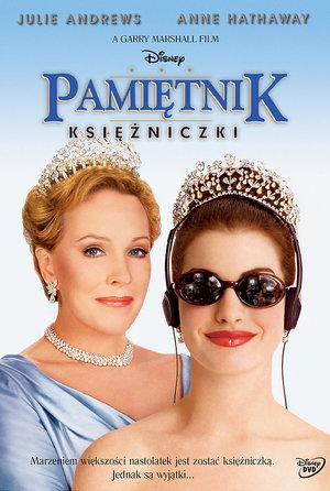 okładka filmu Pamiętnik księżniczki. Galapagos Films