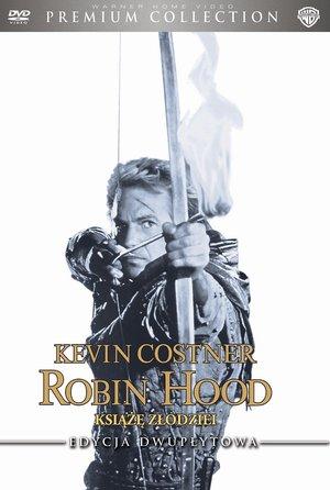 okładka filmu Robin Hood: Książę złodziei. Galapagos Films
