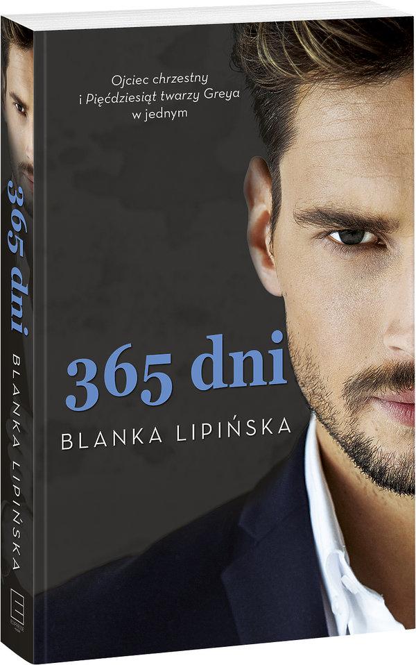 Okładka książki 365 dni Blanki Lipińskiej, Blanka Lipińska