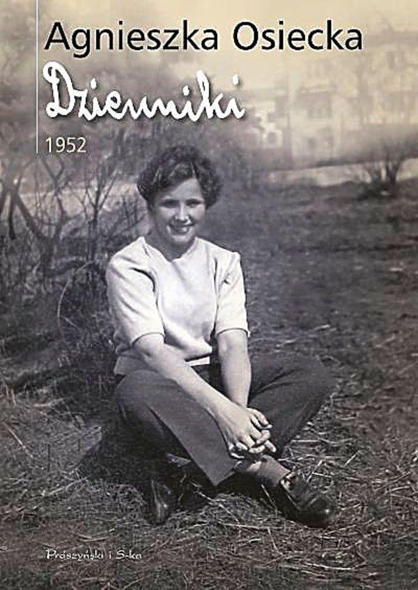 Okładka ksiązki Agnieszkia Osieckiej