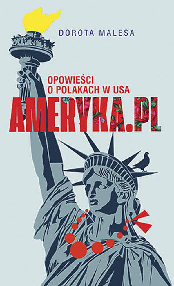 Okładka książki Ameryka.pl