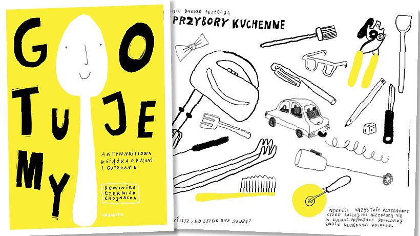 okładka książki Gotowanie