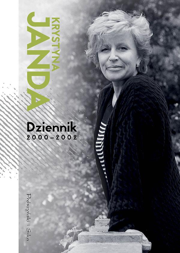 Okładka książki Krystyny Jandy