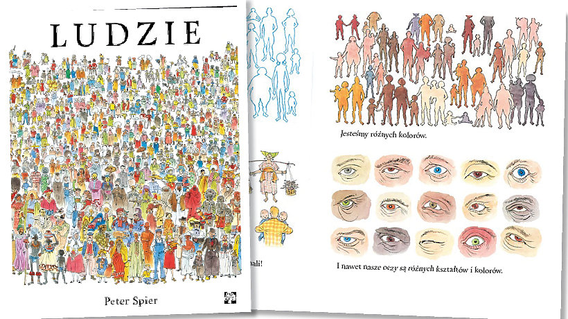 okładka książki Ludzie