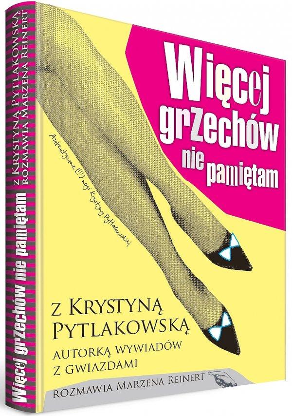 Okładka książki o Krystynie Pytlakowskiej