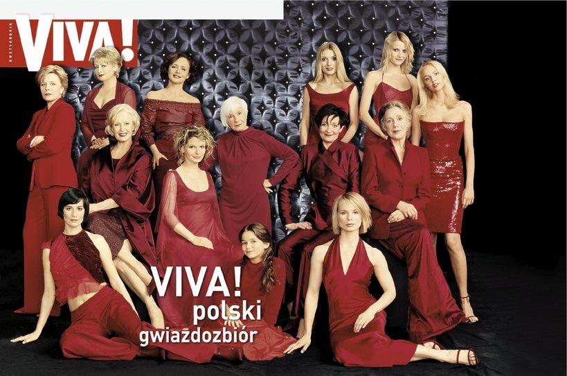 Okładka Vivy! luty 2002