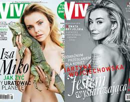 Miko, Wojciechowska, Rozenek-Majdan... Te gwiazdy pojawiły się na okładkach VIVY! w 2020 roku!