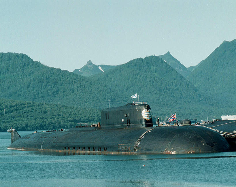 Okręt podwodny Kursk