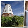 Old Smock Windmill airbnb