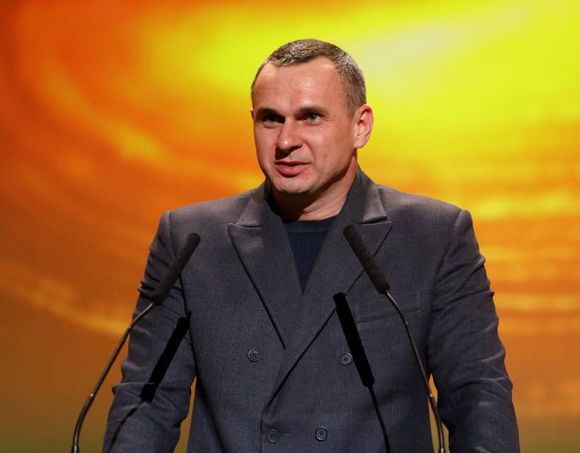 Oleg Sencow, Orły 2020