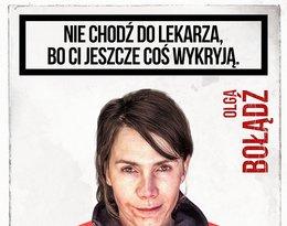 Olga Bołądź, Botoks, nowy film Patryka Vegi