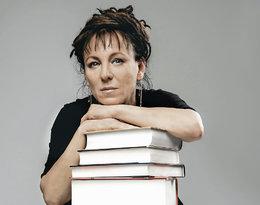 """""""Czytanie to trening empatii"""", mówi Olga Tokarczuk, laureatka Nagrody Nobla"""