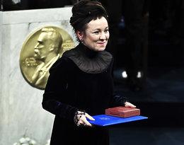 Olga Tokarczuk odebrała Nagrodę Nobla z rąk króla Szwecji!