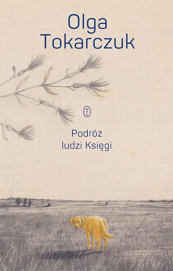 Olga Tokarczuk, Podróż ludzi Księgi