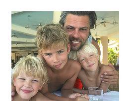 Olivier Janiak dzieci