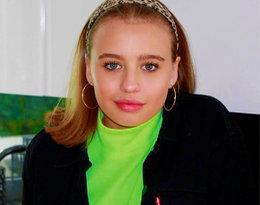 Oliwia Bieniuk idzie w ślady mamy, Anny Przybylskiej!