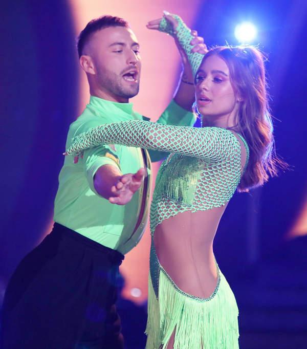 Oliwia Bieniuk, Michał Bartkiewicz, Taniec z gwiazdami