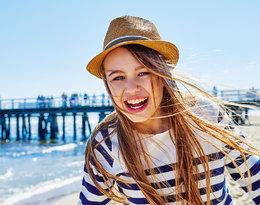Córka Anny Przybylskiej, Oliwia Bieniuk, jak każda nastolatka uwielbia makijaż...