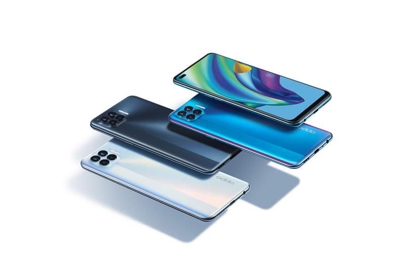 OPPO - smartfon Reno4 Lite