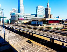 Warszawa jako miasto widmo, czyli wyludniona stolica w czasach epidemii