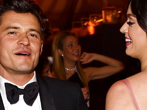 Orlando Bloom i Kary Perry