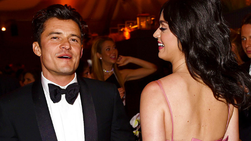 Orlando Bloom i Kary Perry MT