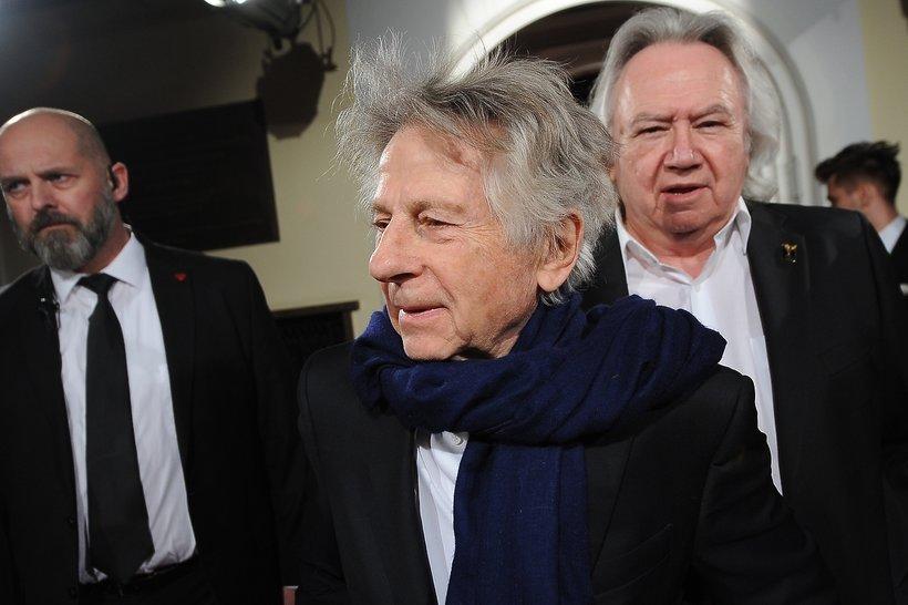 Orły 2018: Roman Polański